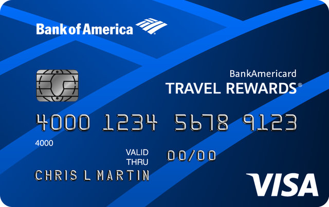 Bank Of America Travel Rewards Travel Insurance Coverage
