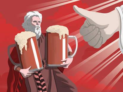 10 Commandments of Beer