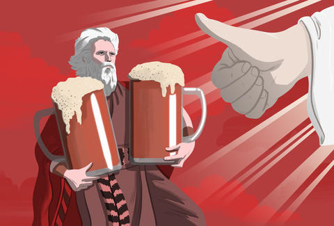 10 Commandments of Beer