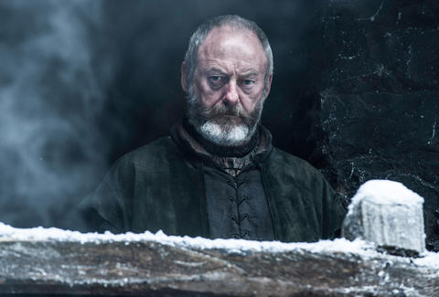 Liam Cunningham Game of Thrones HBO