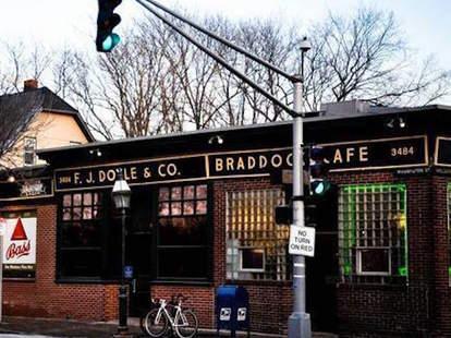 Doyle's Cafe, Massachusetts Irish bars