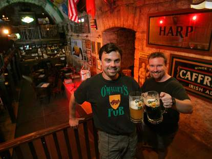 O'Malley's Pub, Missouri Irish Bars