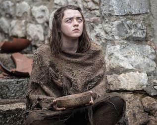 Arya Stark HBO Game of Thrones