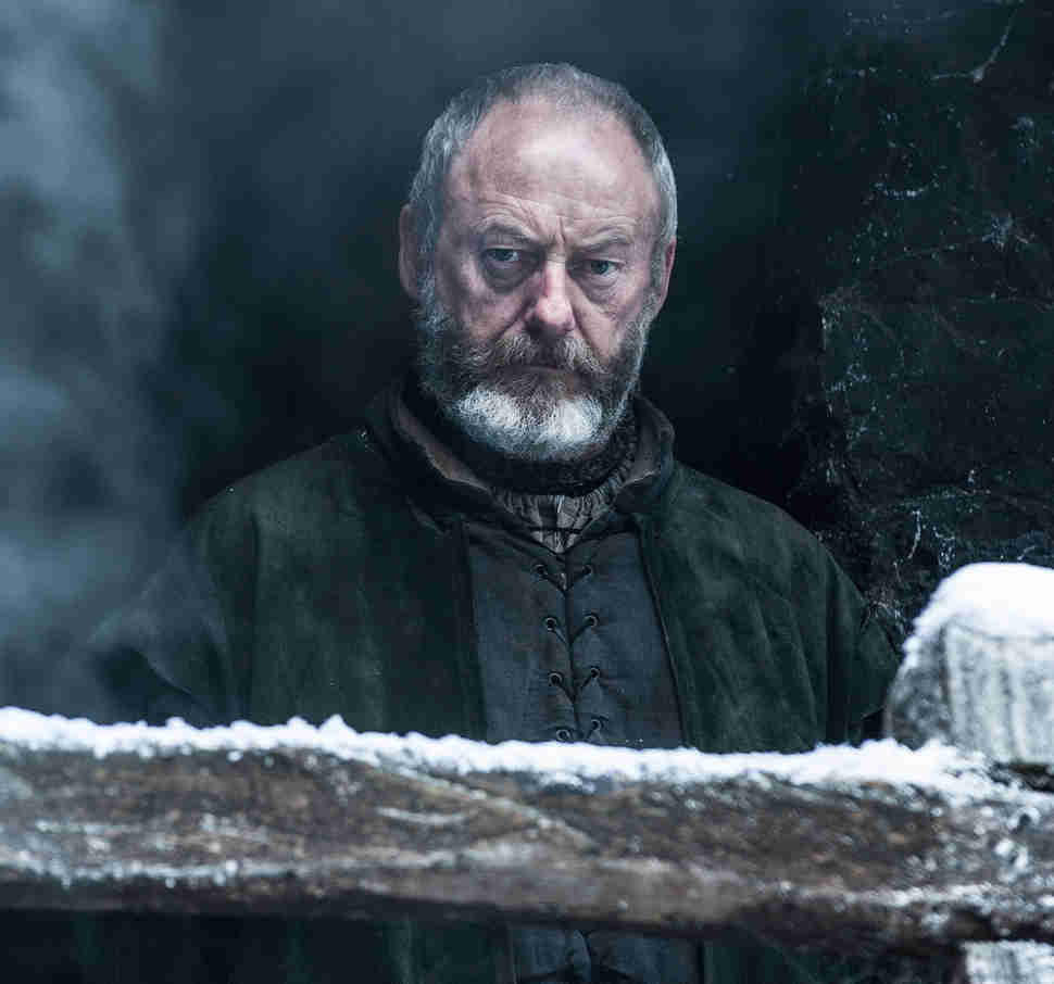Davos HBO Game of Thrones