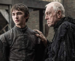 Bran and the Three-Eyed Raven HBO Game of Thrones