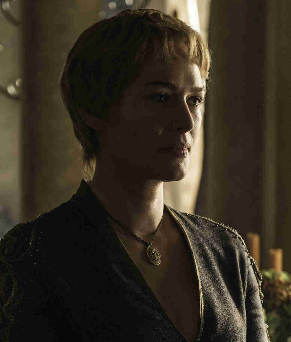 Cersei Lannister HBO Game of Thrones