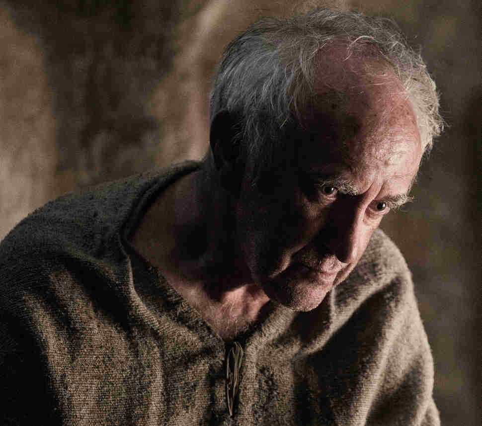 The High Sparrow HBO Game of Thrones