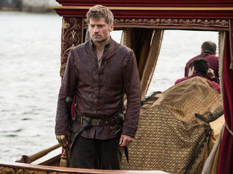 Jaime Lannister HBO Game of Thrones