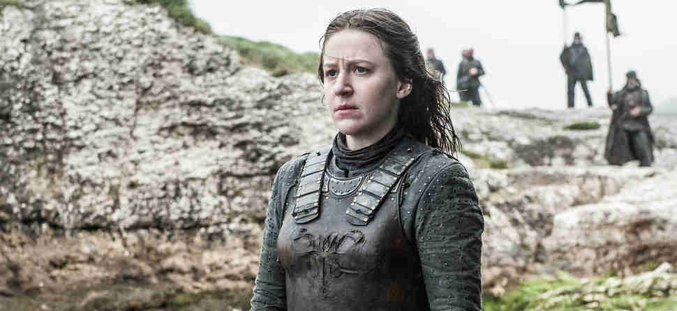 Yara Greyjoy HBO Game of Thrones