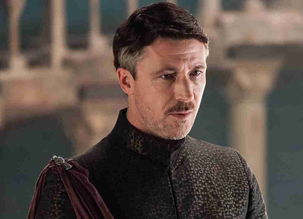 Littlefinger HBO Game of Thrones