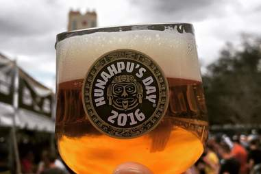 Hunahpu's Cigar City