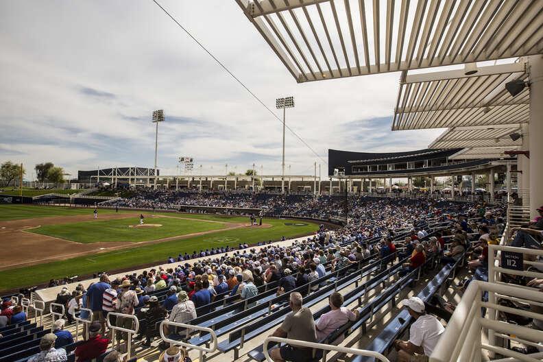 Maryvale Stadium, Milwaukee Brewers