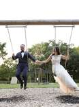 married couple on swings myths about happiness