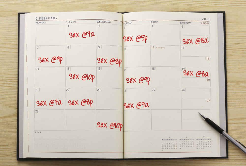 секс позы календарь - 1