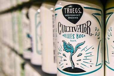 troegs cultivator ale helles bock craft beer