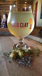 Red Clay Ciderworks, Hoppin' Good Thyme Cider