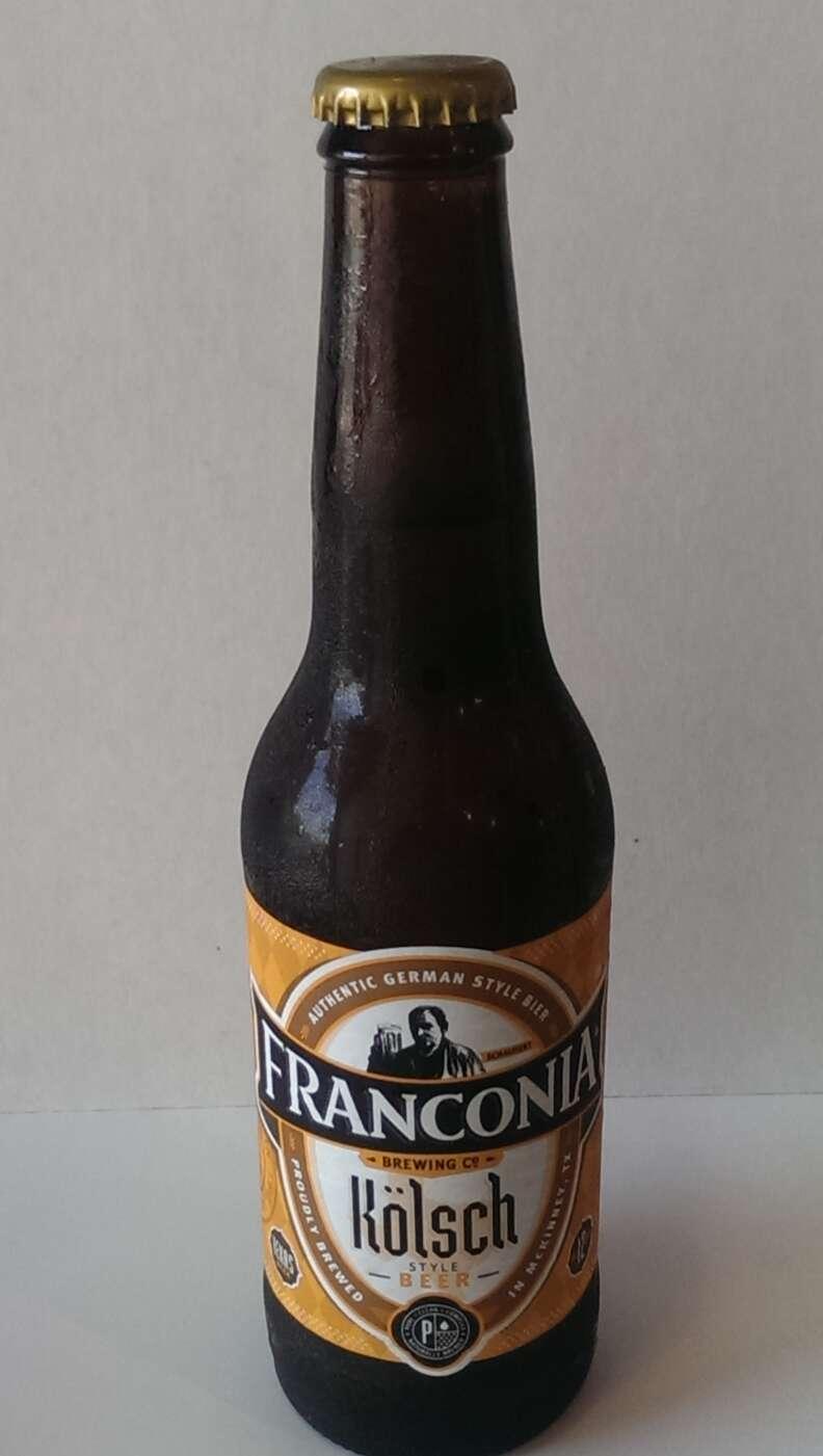 Franconia Brewing Company, Kolesch