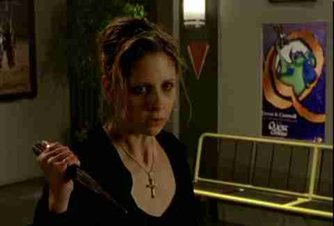 the best shows on hulu - buffy the vampire slayer