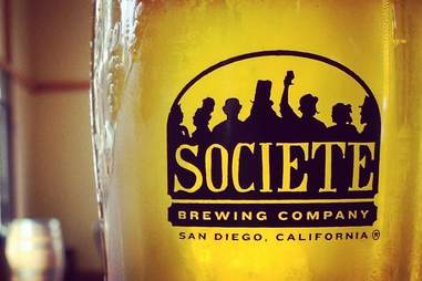 Societe Brewing Co beer