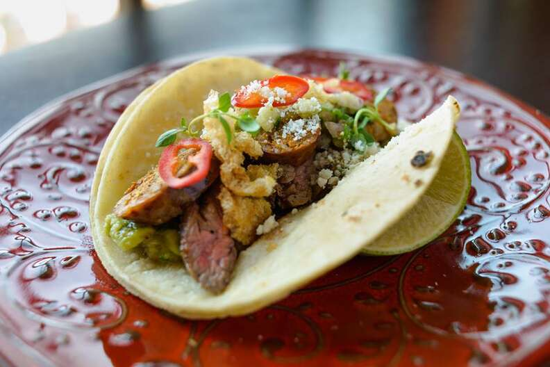 Taco Bamba, tacos, Virginia tacos