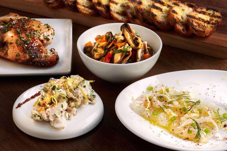 Requin, Virginia restaurants, dinner meals