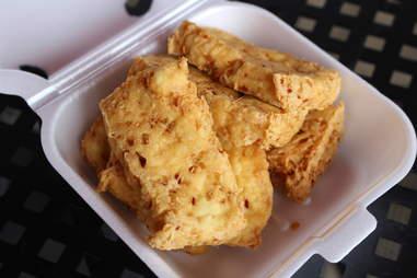 Lemongrass-Chili Fried Tofu