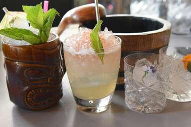 Pepita Cantina, cocktails