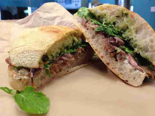 meat sandwich mendocino farms los angeles best chain restaurants