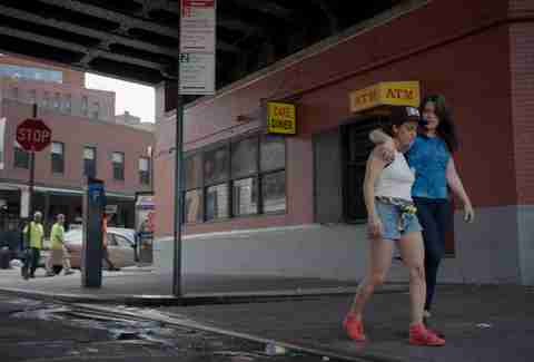 Hector's Cafe Broad City Abbi Jacobson Ilana Glazer