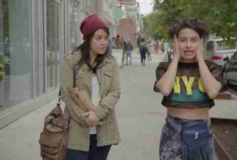 Broad City Co-Op Abbi Jacobson Ilana Glazer