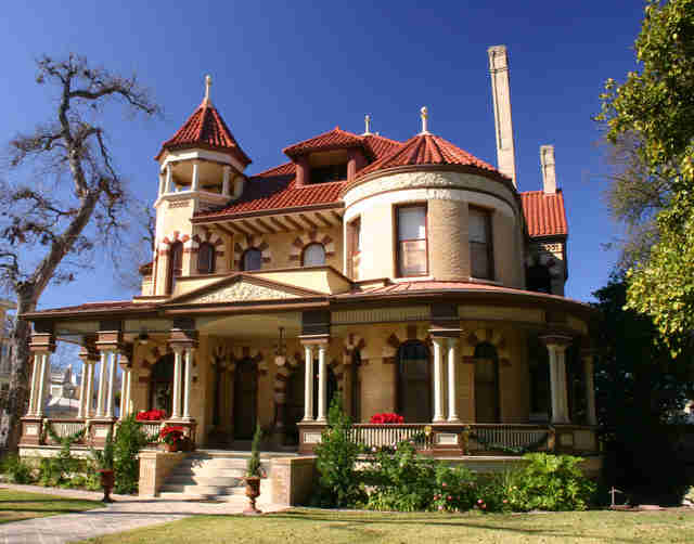 King William historic district, San Antonio