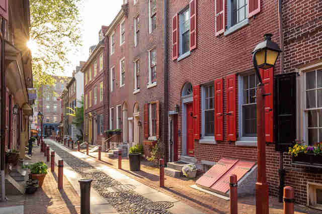 Old City, Historic Philadelphia