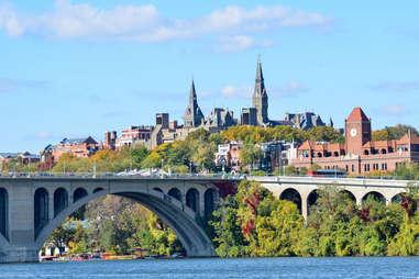 Georgetown, Historic Washington DC