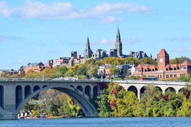 Georgetown, Historic Washington DC