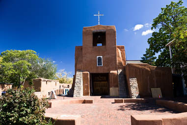 San Miguel Church, Santa Fe, New Mexico