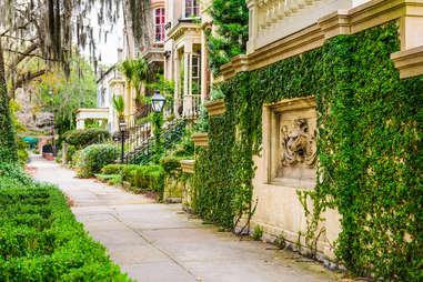 Savannah, Georgia, Historic Downtown District Savannah