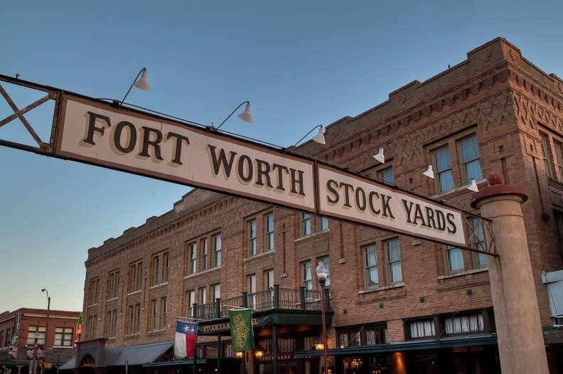 fort worth stockyards dallas
