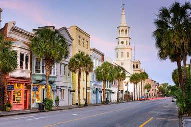 Charleston South Carolina, Charleston Historic District
