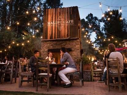 The Malibu Cafe ca outdoor