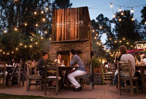 The Malibu Cafe At Calamigos Ranch