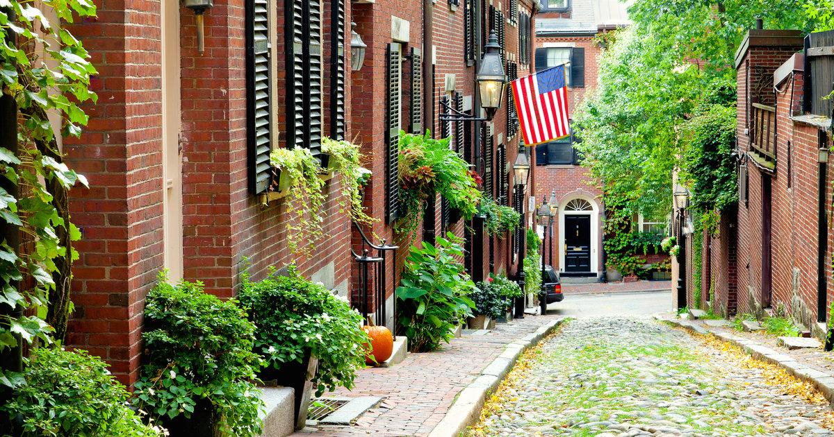 The Most Beautiful Historic Neighborhoods In America