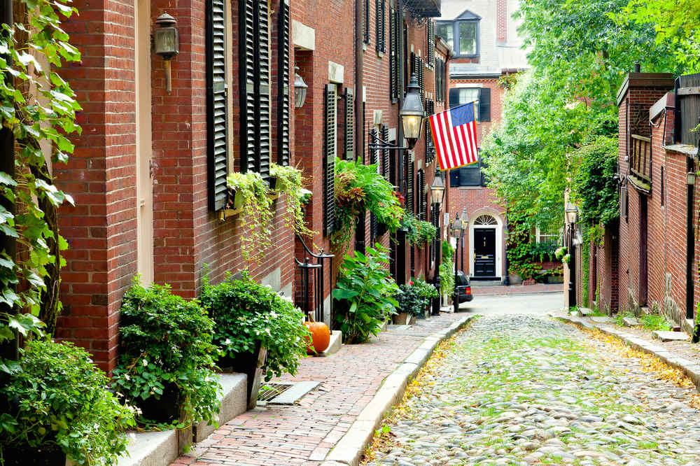 The Most Beautiful Historic Neighborhoods in America - Thrillist