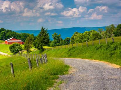 appalachia road