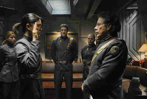 best tv shows on hulu - battlestar galactica