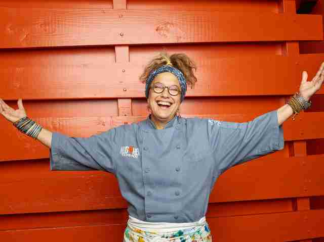 Susan Feniger, Top Chef Masters Season 2