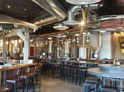 Figueroa Mountain Brewing Co. Westlake Village ca interior