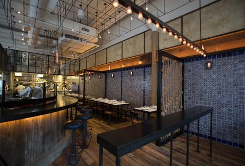 The Breslin Bar Dining Room Lupulo Restaurant