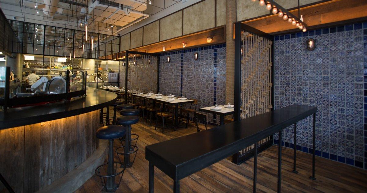The Breslin Bar Dining Room A New York NY Restaurant