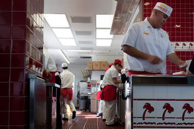 in n out workers