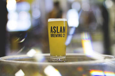 Aslan Brewing Company, Blueprint Session IPA